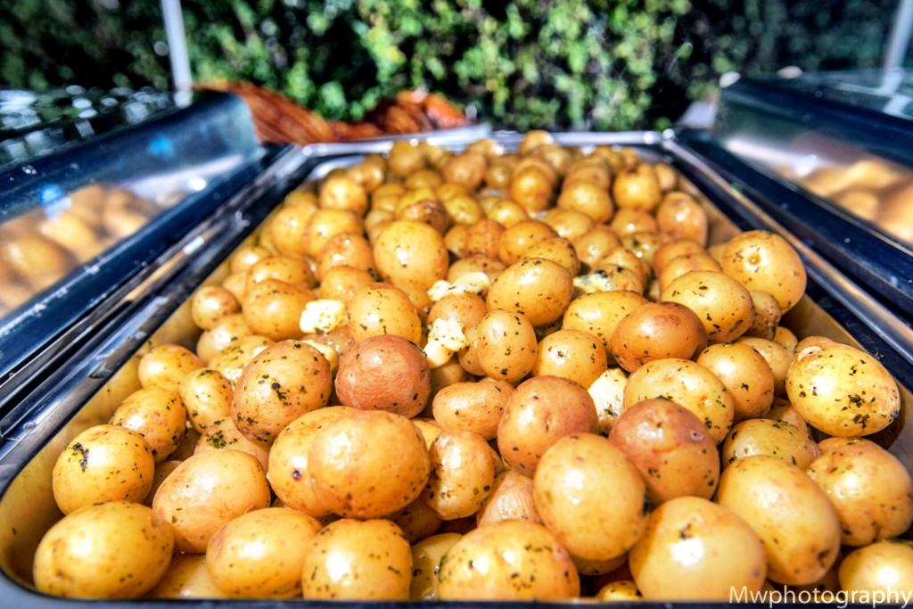 Herb Dressed New Potatoes