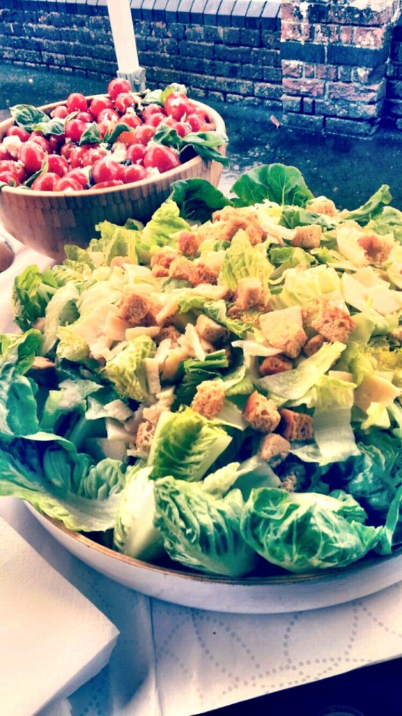 Fresh Crispy Salad